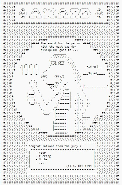 Encyclopedia Dramatica | ASCII Art | Scoop.it