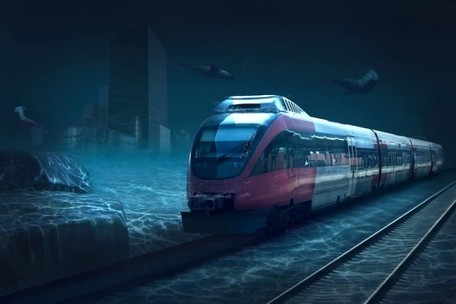China Unveils Plans to Build an 8,000-Mile High-Speed Underwater Railway Line to America   Post-Sapiens, les êtres technologiques   Scoop.it