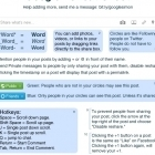 Use Your Google+ Account Like a Pro with These Two Awesome Cheat Sheets - How-To Geek ETC | The Google+ Project | Scoop.it