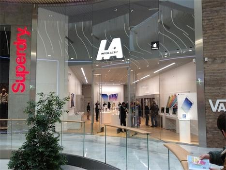 Un nouveau revendeur Apple ouvre à Aéroville | Silmoparis | Scoop.it