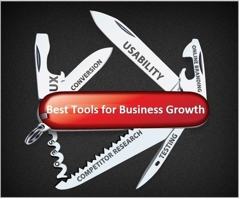 List of 100 Best Internet Marketing Tools for Online Businesses Growth in 2016   Custom Web Design Development Services   Scoop.it