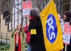 Unions organise anti-privatisation protest today - UnionNews | welfare cuts | Scoop.it