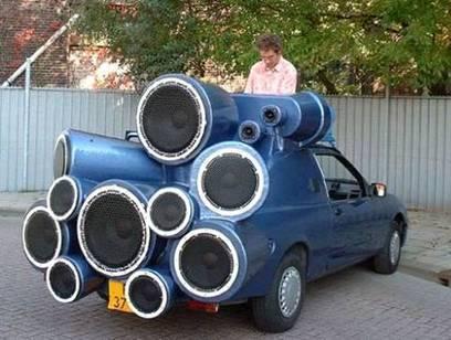 Car Sound-system | DESARTSONNANTS - CRÉATION SONORE ET ENVIRONNEMENT - ENVIRONMENTAL SOUND ART - PAYSAGES ET ECOLOGIE SONORE | Scoop.it