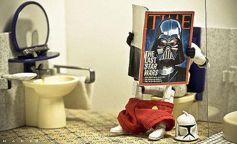 La vie secrète des jouets Star Wars | Du côté décalé de la Force | Scoop.it