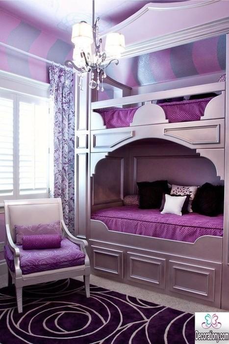 30 Feminine room ideas for teen girls | Decoration | Scoop.it