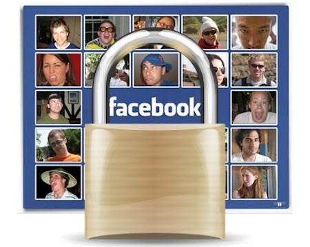 Vie privée et données personnelles sur Facebook : infographie interactive | Social media - E-reputation | Scoop.it