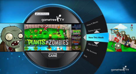 GameTree TV launches interactive TV gaming in France - VentureBeat | Richard Kastelein on Second Screen, Social TV, Connected TV, Transmedia and Future of TV | Scoop.it