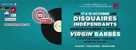 Les 17 et 18 octobre 2013, les disquaires indépendants réinvestissent l'ancien VIRGIN Barbès | Du vinyle au disquaire indépendant | Scoop.it