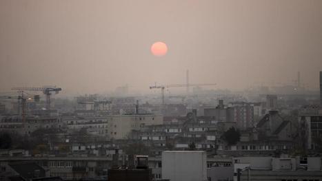 VIDEO. Pollution de l'air : la pire et la meilleure ville française | Planete DDurable | Scoop.it