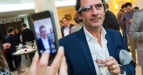 L'Atelier a chaussé les Google glass ! Découvrez la vidéo ! | L'Atelier Numérique | Scoop.it