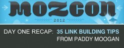 35 Link Building Tips from Paddy Moogan at Mozcon | SEO.com | Link Building Help | Scoop.it