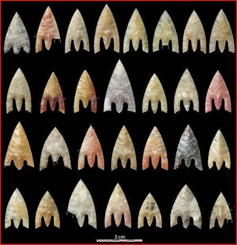 Nicolas and Guéret on Amorican Arrowheads | Bronze Age | Scoop.it