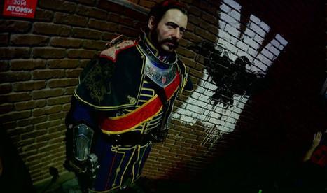 Así es la nueva generación de videojuegos - El Periódico | Santiago Topic | Scoop.it