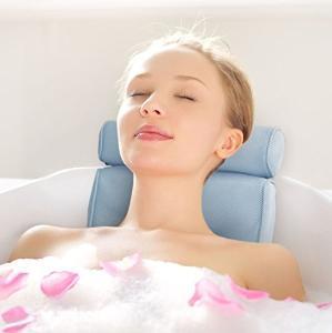Best Bath Pillow Are Changeability Of Short Comfortable Bathtub   Bath Pillows   Scoop.it