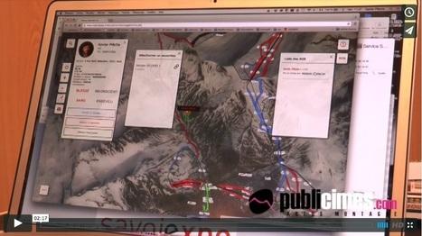 Des applications smartphone proches des besoins de sécurité en stations   Montagne - Risques et vulnérabilités   Scoop.it
