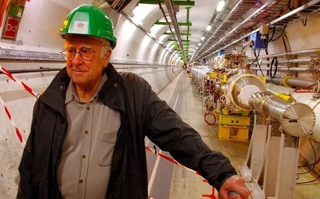 Peter Higgs wins Nobel Prize in Physics - Telegraph | Science, research and innovation news | Scoop.it