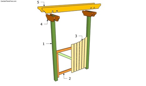 Garden Gate Plans | Free Garden Plans - How to build garden projects | Diy Projects | Scoop.it