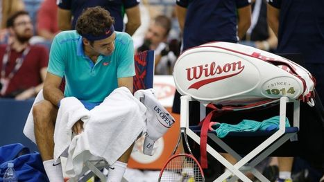 Federer, Djokovic Both Lose in US Open Semifinals - ABC News | CLOVER ENTERPRISES ''THE ENTERTAINMENT OF CHOICE'' | Scoop.it