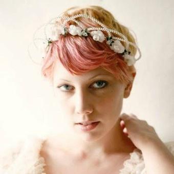 Peinados Miles: Peinados pelo Corto para Novias | Tu Foto de Bodas | Scoop.it