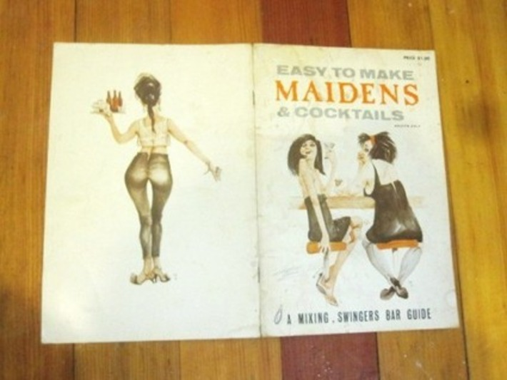 Easy To Make Maidens ~ And Cocktails | Sex History | Scoop.it