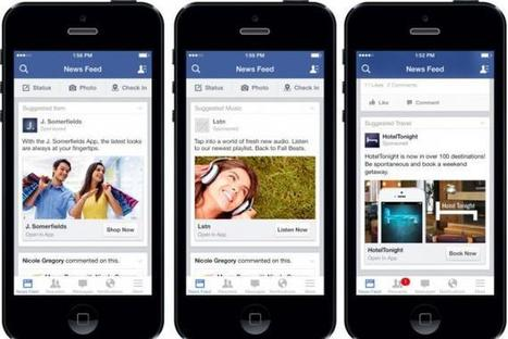 Facebook Plans to Expand Ad Reach to Users outside its Social Network • Beacon Transcript | Tech earthling | Scoop.it