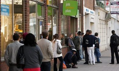 Here is How the UK Govt Hid 1 million Jobless From Official Unemployment Figures | Depleted Uranim,being used in Syria.UK and US | Scoop.it