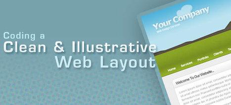 Good clean web design from Ask Web Design Leicester. | Website Development Trends | Scoop.it