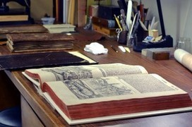 Mystery donor helps preserve rare books at the Boston Public Library | Rare and special | Scoop.it