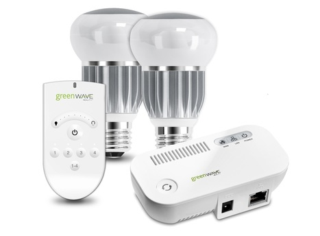 GreenWave Reality Connected Lighting Solution | The SmartHome | Scoop.it
