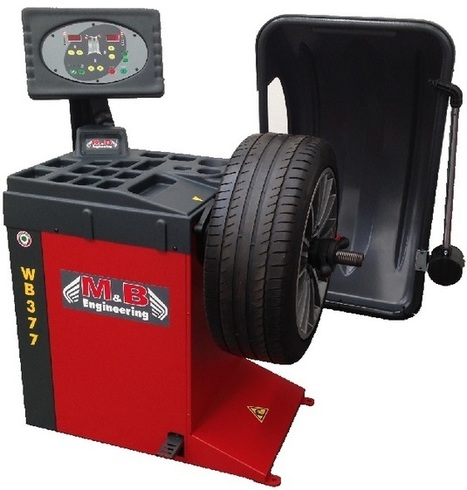 BulletPro Heavy Duty Truck Wheel Balancer BP1009 - Interequip Pty Ltd | Branded Garage Equipments in Australia | Scoop.it