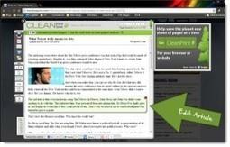 CleanPrint. Personnalisez le contenu de votre curation | Edu-Recursos 2.0 | Scoop.it