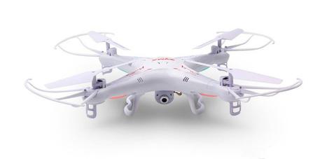 Dron Syma X5C-1: una buena forma de iniciarse en el mundillo de los drones a precio de ganga | Microsiervos (Drones) | Curiosidades y Ocio | Scoop.it
