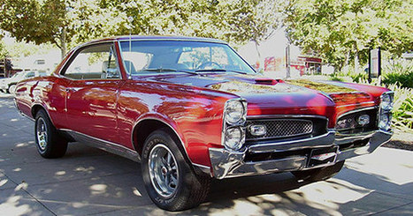 Muscle Cars: 1967 Pontiac GTO | coffee | Scoop.it