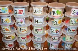 Alphabet Sounds Activity for Playful Phonemic Awareness | Teaching Phonics - Phonological Awareness - Reading | Scoop.it