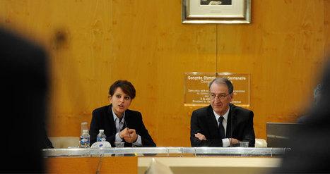 Najat Vallaud-Belkacem annonce la création d'une filière de l'industrie du sport | Politiques sportives et innovation | Scoop.it