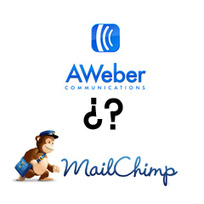 AWeber o MailChimp. Comparativa de Plataformas - Víctor Martín   Social Media   Scoop.it