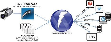 H.264, Wowza Media Server 2 | Wowza Media Systems | Operator CDN | Scoop.it