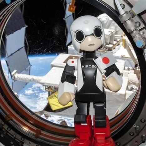 îRobot astronauta dice sus primeras palabras en el espacio - Terra Chile | mecatronica | Scoop.it