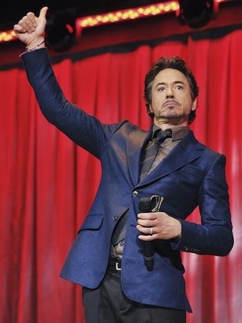 Marvel-ous Moolah: Robert Downey Jr. 'Avengers' Pay Set to Hit $50 Million | The Billy Pulpit | Scoop.it