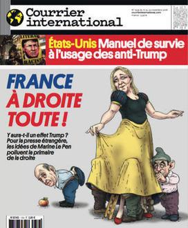 Courrier international N°1359 - 17 novembre 2016 | La presse au CDI du lycée | Scoop.it