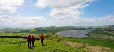 Hadrian's Wall is a truly special place... - Hadrians Wall | Provincia Britannia Travel | Scoop.it