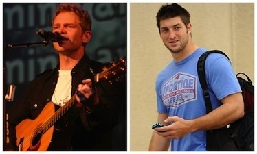 Christianity Today Gleanings: Top Christian Musician, Athlete Team ... | Worship Today | Scoop.it