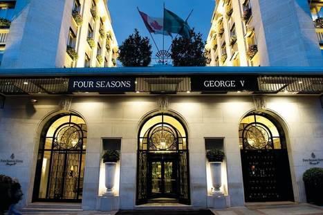 George V Paris Four Seasons   Les plus beaux spas du monde   Scoop.it