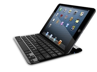 Belkin Announces Bluetooth Keyboard Cover For iPad Mini [iOS Blog] | Hitech | Scoop.it