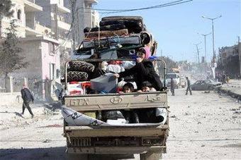 Ora pro Siria: Le sanzioni uccidono e spingono alla fuga il popolo siriano: l'Italia le rinnoverà? | Notizie dalla Siria | Scoop.it