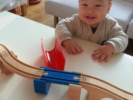 OpenSCAD train track library by srepmub | 3D Printing and Fabbing | Scoop.it