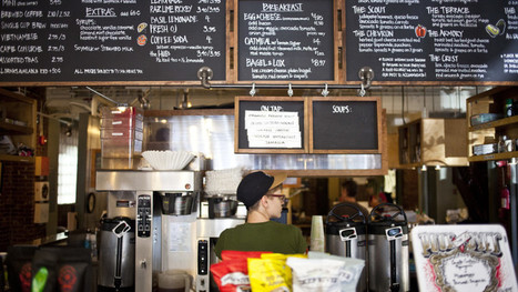 These are the 10 most popular coffee shops in Boston | Coffee News | Scoop.it