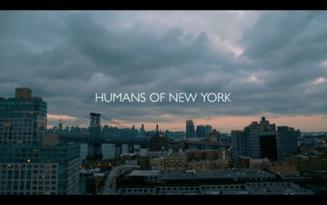 Facebook Tells the Story Behind Humans of New York as Part of 10th Anniversary Celebration - The Phoblographer | Photography | Scoop.it
