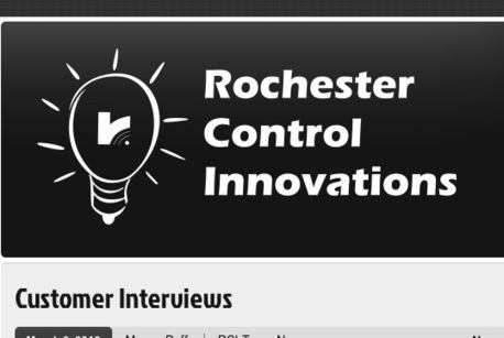 Team Blogs: Rochester Control Innovations | HTRLaunchPad Blog | ROCtech | Scoop.it