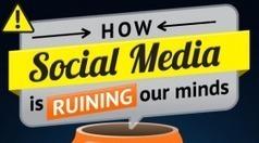 Effect van social media op onze hersenen   Kinderen en internet   Scoop.it